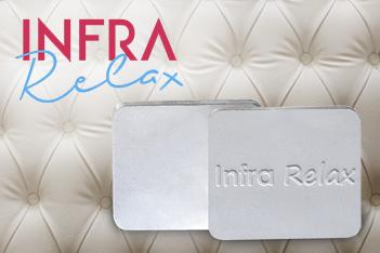 ceramica para travesseiro infrarelax infrabras