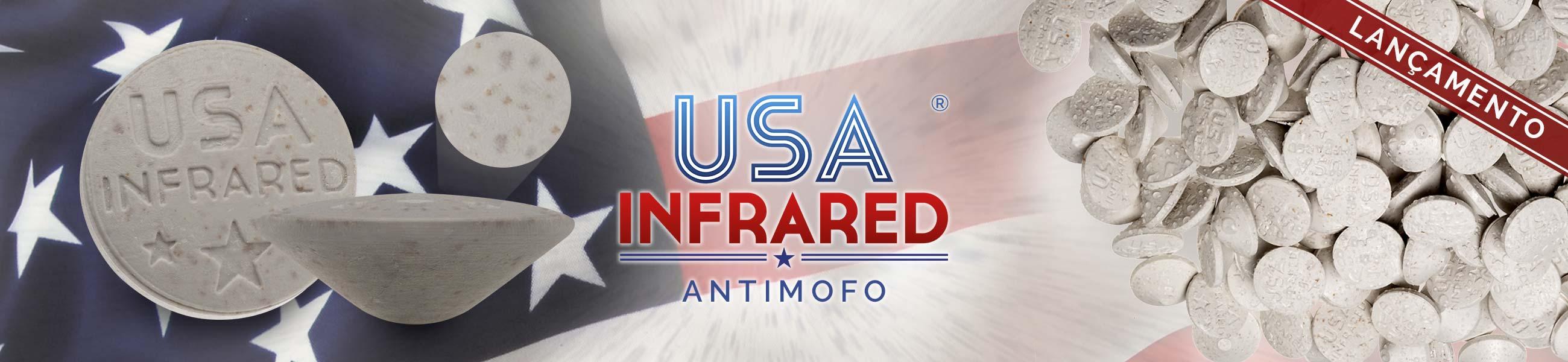 Pastilha para Colchão USA Infrared INFRABRAS