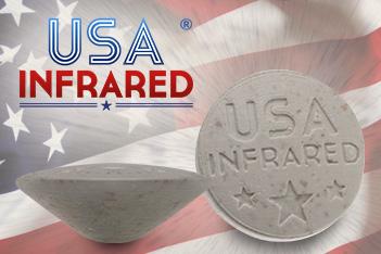 Pastilha para Colchão USA Infrared