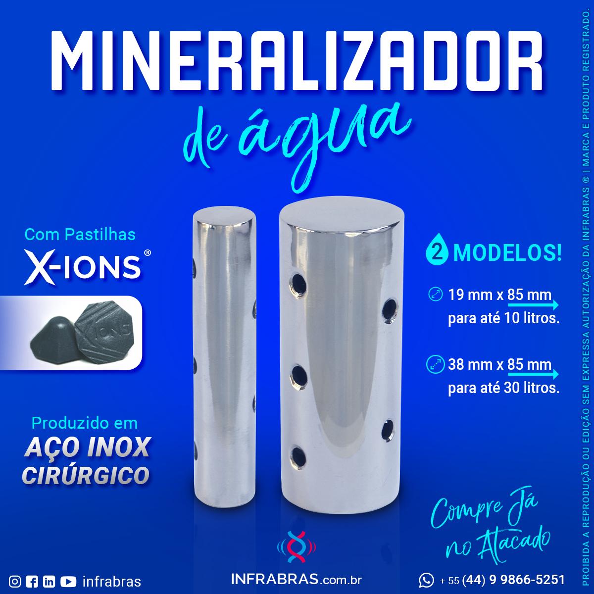Mineralizador de água